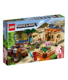 lego-minecraft-o-ataque-de-illager-21160_frente