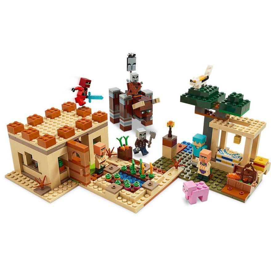 lego-minecraft-o-ataque-de-illager-21160_detalhe1