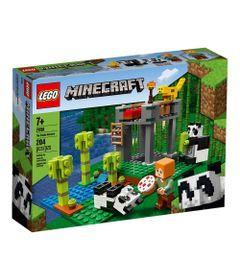 lego-minecraft-a-creche-dos-pandas-21158_Frente