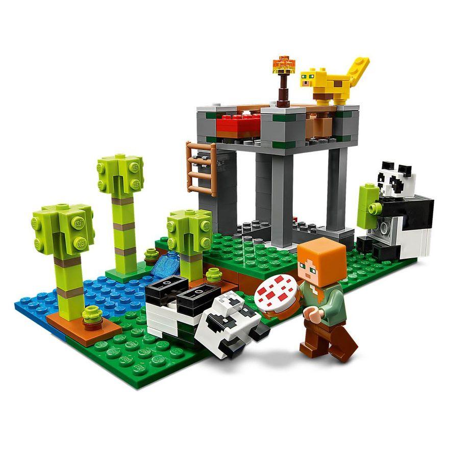 lego-minecraft-a-creche-dos-pandas-21158_Detalhe1