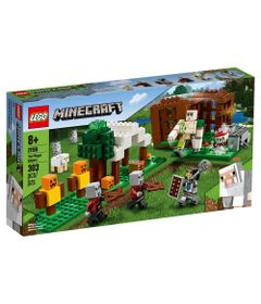lego-minecraft-pillager-outpost-21159_Frente