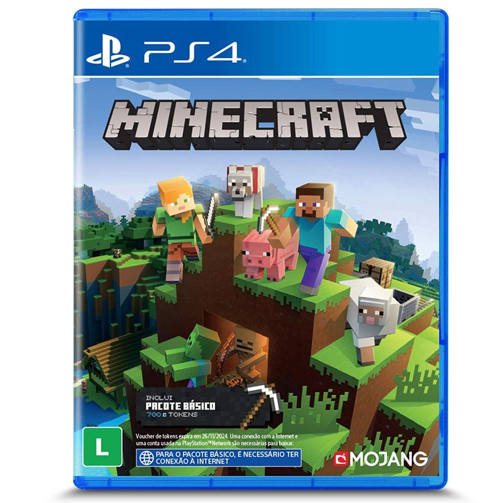 Jogo PS10 - Minecraft Starter Collection - Sony - Ri Happy Baby