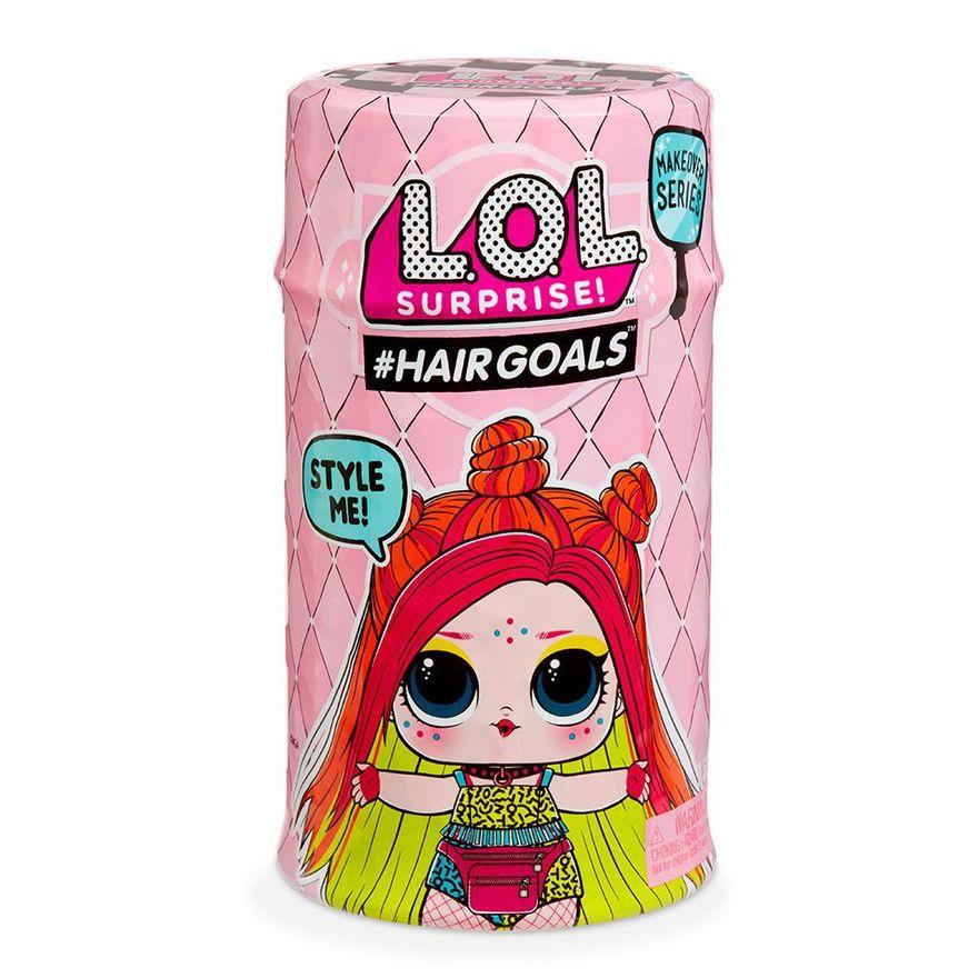 Mini-Boneca-Surpresa---LOL-Surprise---Hairgoals---15-Surpresas---Candide