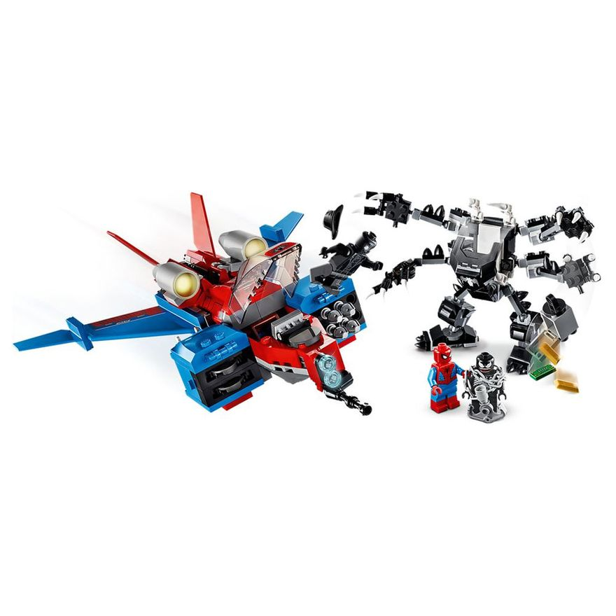 lego-super-heroes-disney-marvel-homem-aranha-spiderjet-vs-robo-venom-76150_Detalhe2