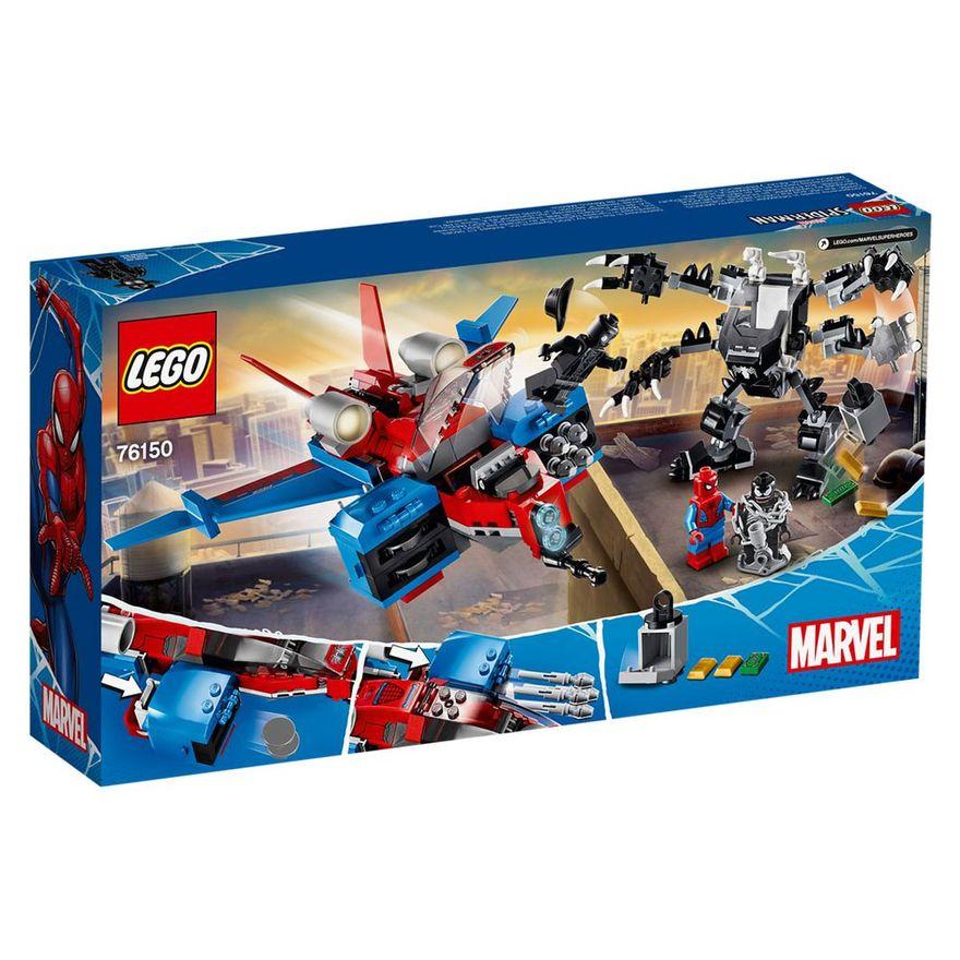 lego-super-heroes-disney-marvel-homem-aranha-spiderjet-vs-robo-venom-76150_Detalhe3