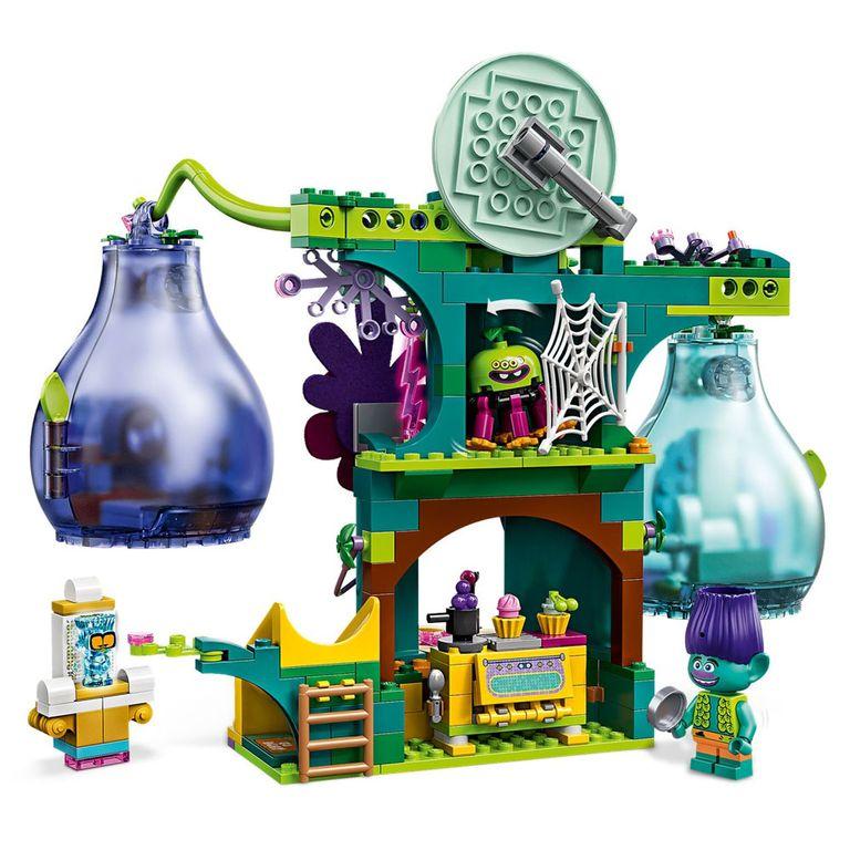 Lego Trolls World Tour Festejo Na Aldeia Pop 41255 Ri Happy