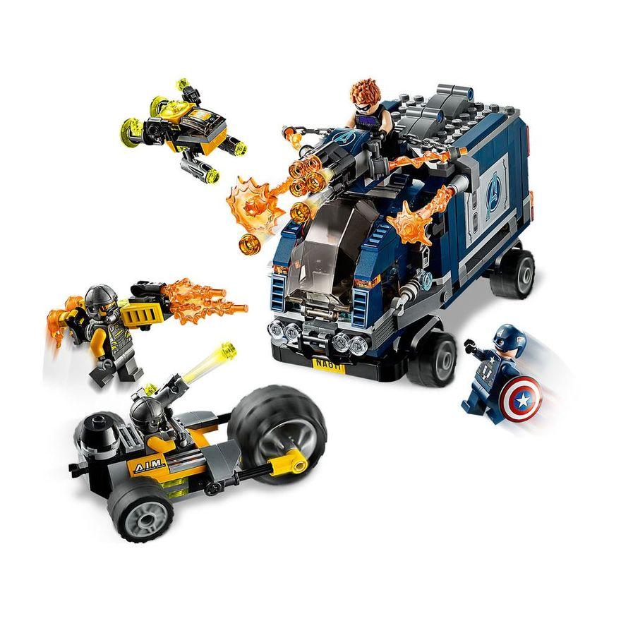 lego-super-heroes-disney-marvel-vingadores-ataque-de-caminhao-dos-vingadores-76143_Detalhe1
