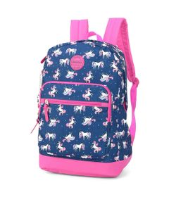 mochila-escolar-44-cm-up4you-unicornio-azul-luxcel-MS45765-UP-0200UN_Frente