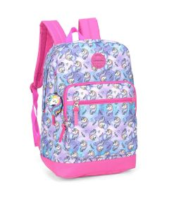 mochila-escolar-44-cm-up4you-unicornio-pink-luxcel-MS45765-UP-0310UN_Frente