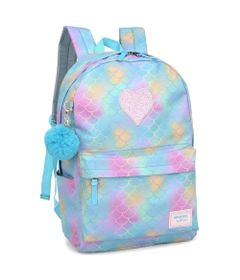 mochila-escolar-44-cm-up4you-patch-e-glitter-azul-luxcel-MS45735-UP-0200UN_Frente