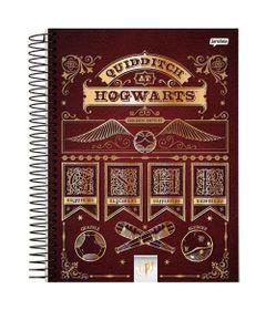 caderno-universitario-espiralado-capa-dura-20-materias-harry-potter-quadribol-400-folhas-jandaia-63603-20_Frente