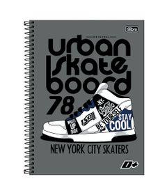 caderno-de-espiral-capa-dura-colegial-masculino-gasoline-10-materias-urban-skate-board-78-tilibra-127965_Frente