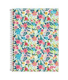 caderno-de-espiral-capa-dura-colegial-masculino-floral-96-folhas-tilibra-139246_Frente