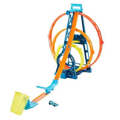 pista-de-percurso-e-veiculo-hot-wheels-track-builder-looping-triplo-mattel-GLC96_Frente