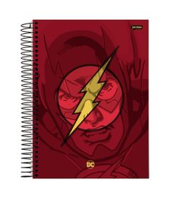 caderno-universitario-espiralado-capa-dura-1-materia-dc-comics-the-flash-96-folhas-jandaia-59240-20_Frente