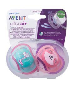 conjunto-com-2-chupetas-ultra-air-bico-de-silicone--18-meses-rosa-philips-avent-SCF349-12_Frente
