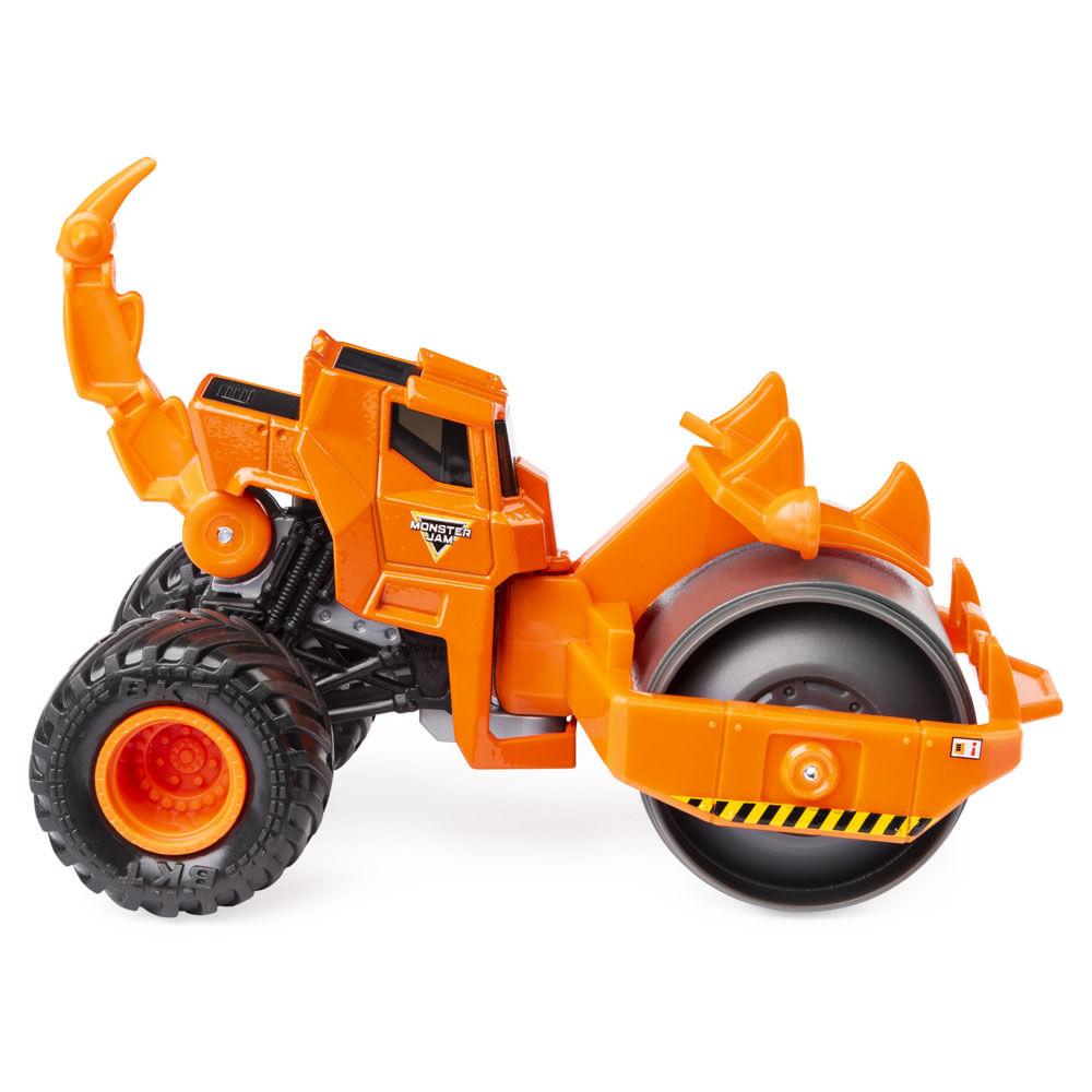 Veículo Monster Jam - Escala 1:64 - Dirt Squad - Rolland - Sunny