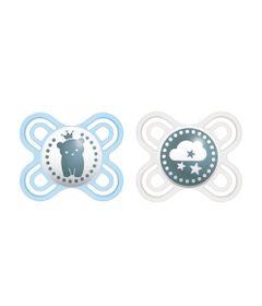 conjunto-com-2-chupetas-perfect-start-bico-de-silicone-skinsoft-0-a-2-meses-azul-e-branco-mam_Frente