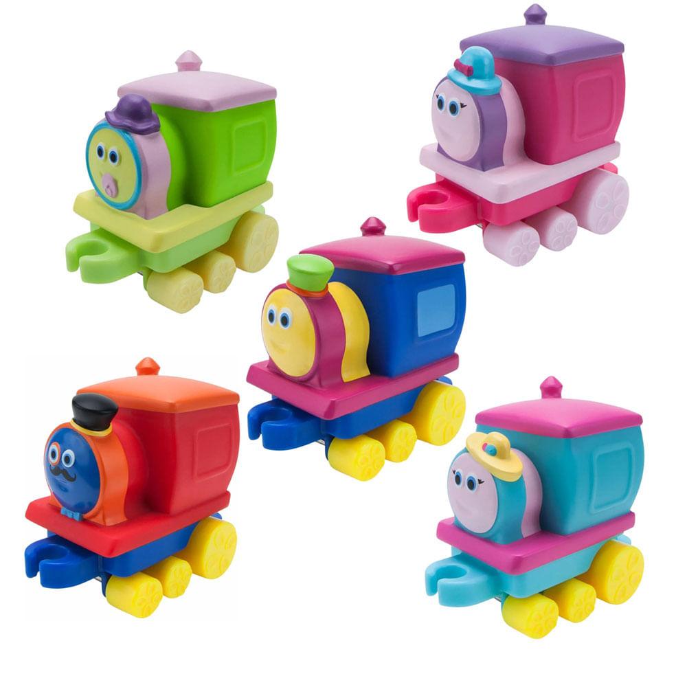 Mini Veículos - Bob O Trem - Aventura em Família - Fun