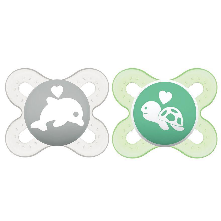 conjunto-com-2-chupetas-start-bico-de-silicone-skinsoft-0-a-2-meses-cinza-e-verde-mam-2206_Frente