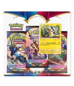 Deck-Pokemon---Blister-Triplo---Espada-e-Escudo---Morpeko---Copag