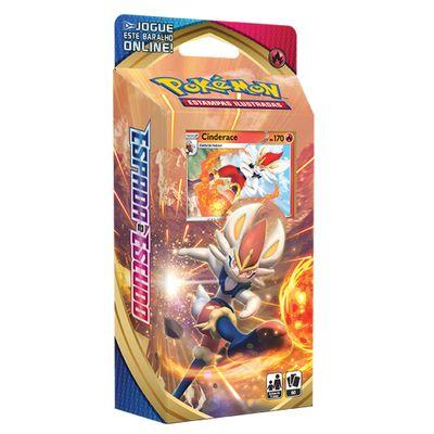Deck-Pokemon---Starter-Deck---Espada-e-Escudo---Cinderace---Copag
