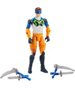 Boneco-Articulado---30-Cm---Max-Steel--Ataque-Lanca-Dupla---Mattel