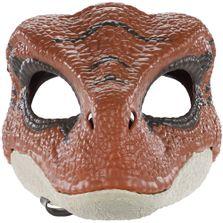 Mascara-Basica---Jurassic-World-2---Velociraptor-Marrom---Mattel