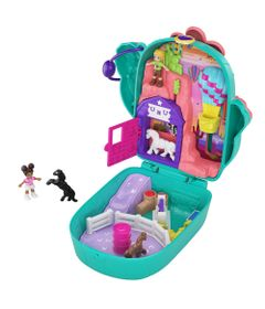 Mini-Boneca-com-Acessorios---Mini-Polly-Pocket---Rancho-Divertido---Mattel