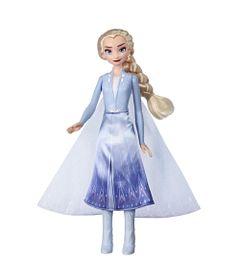 Boneca-Articulada---Disney---Frozen-2---Vestidos-Iluminados---Elsa---Hasbro