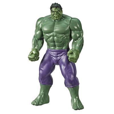 Figura-Articulada-25-Cm---Disney---Marvel---Olympus---Hulk---Hasbro