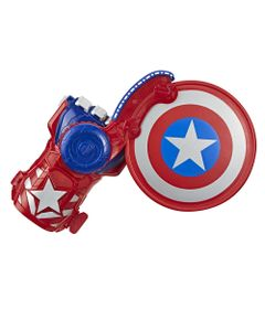 Lancador-Nerf---Power-Moves---Disney---Marvel---Capitao-America---Lanca-Escudo---Hasbro