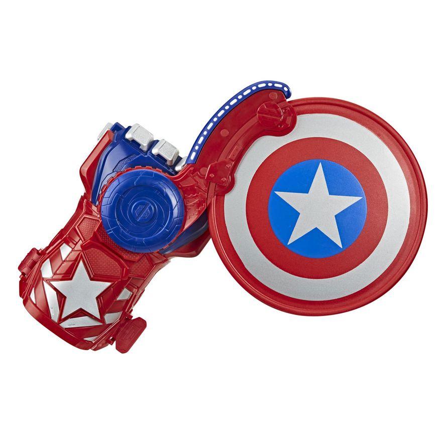 Lancador-Nerf---Power-Moves---Disney---Marvel---Capitao-America---Lanca-Escudo---Hasbro