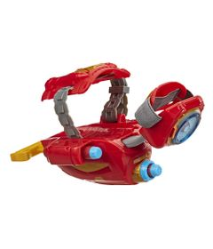 Lancador-Nerf---Power-Moves---Disney---Marvel---Iron-Man---Raio-Repulsor---Hasbro