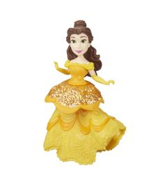 Mini-Boneca---15-Cm---Disney---Princesas---Royal-Clips---Bela---Hasbro