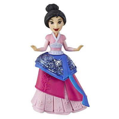 Mini-Boneca---15-Cm---Disney---Princesas---Royal-Clips---Mulan---Hasbro