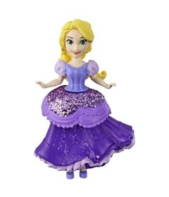 Mini-Boneca---15-Cm---Disney---Princesas---Royal-Clips---Rapunzel---Hasbro