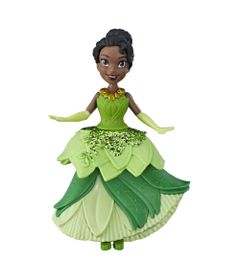 Mini-Boneca---15-Cm---Disney---Princesas---Royal-Clips---Tiana---Hasbro