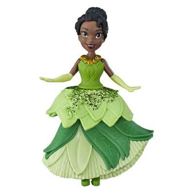 Mini-Boneca---15-Cm---Disney---Princesas---Royal-Clips---Tiana---Hasbro
