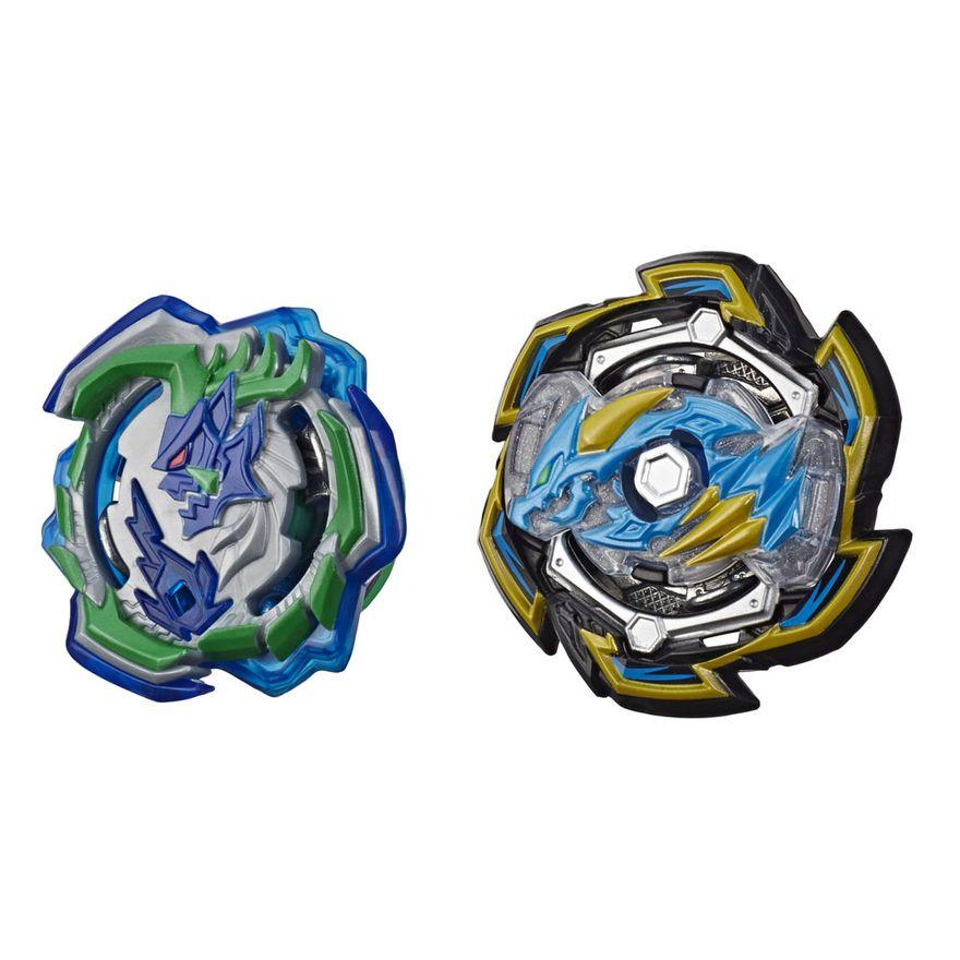 Pioes-de-Batalha---Beyblade-Burst-Rise---Hyper-Sphere-Duplo---Ogre-Vs-Rock-Dragon---Hasbro
