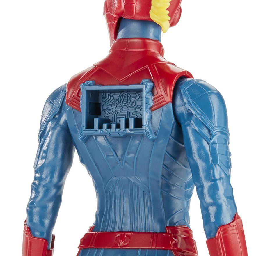 Figura-Articulada---30-Cm---Titan-Heroes---Disney---Marvel---Avengers---Capita-Marvel---Hasbro
