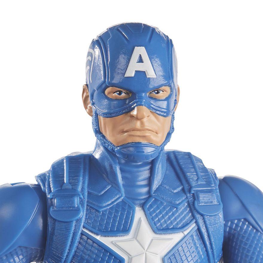 Figura-Articulada---30-Cm---Titan-Heroes---Disney---Marvel---Avengers---Capitao-America---Hasbro
