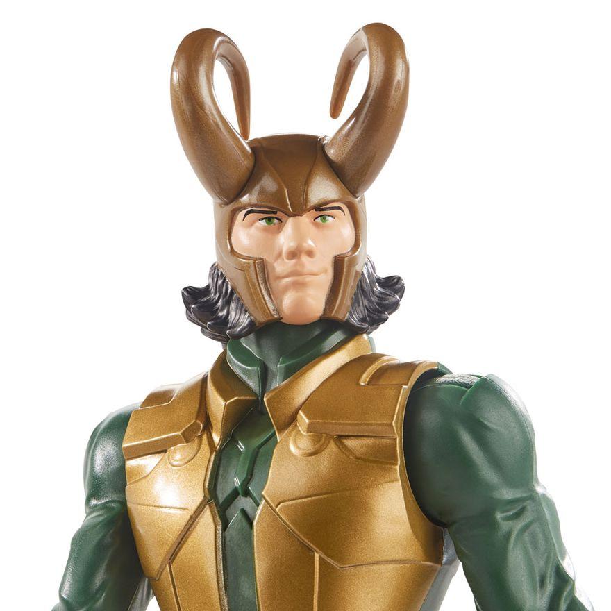 Figura-Articulada---30-Cm---Titan-Heroes---Disney---Marvel---Avengers---Loki---Hasbro