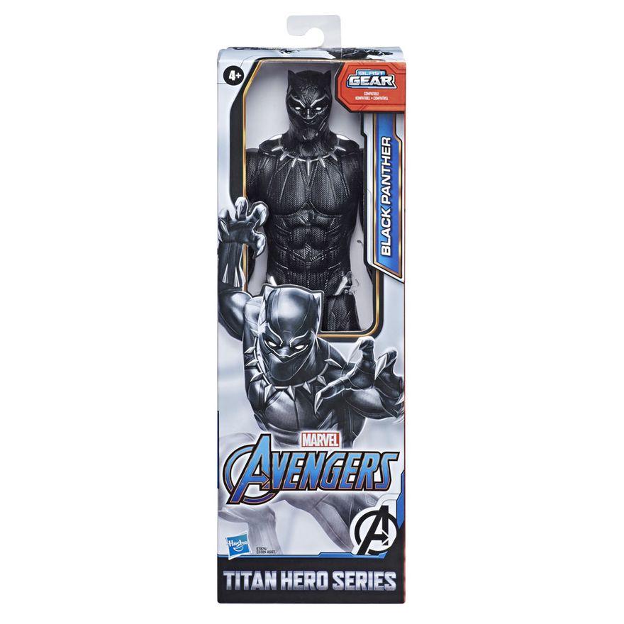 Figura-Articulada---30-Cm---Titan-Heroes---Disney---Marvel---Avengers---Pantera-Negra---Hasbro