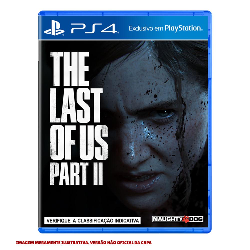 Jogo PS4 - The Last Of Us - Part II - Sony