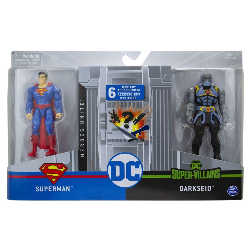 mini-figuras-articuladas-10-cm-dc-comics-liga-da-justica-superman-e-darkseid-sunny-2194_Frente