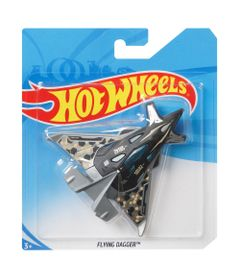 Aviao-Hot-Wheels---Flying-Dagger---Mattel