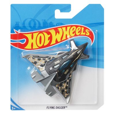 Aviao-Hot-Wheels---Flying-Dagger---Mattel