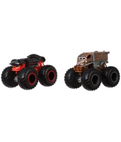 Conjunto-de-Veiculos-Hot-Wheels---Monster-Trucks---Darth-Vader-e-Chewbacca---Mattel
