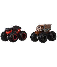 Conjunto-de-Veiculos-Hot-Wheels---Monster-Trucks---Darth-Vader-e-Chewbacca---Mattel